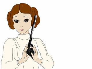 320x240 Disney Princess Leia Groan Giulia Forsythe