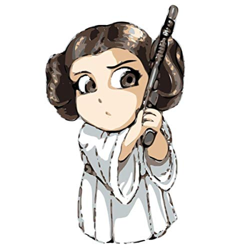 500x500 princess leia's theme