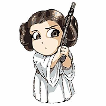 342x342 Princess Leia's Theme