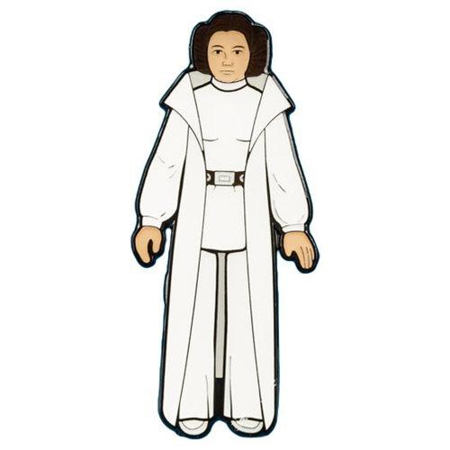 500x500 Star Wars Vintage Action Figure Princess Leia Organa Pin
