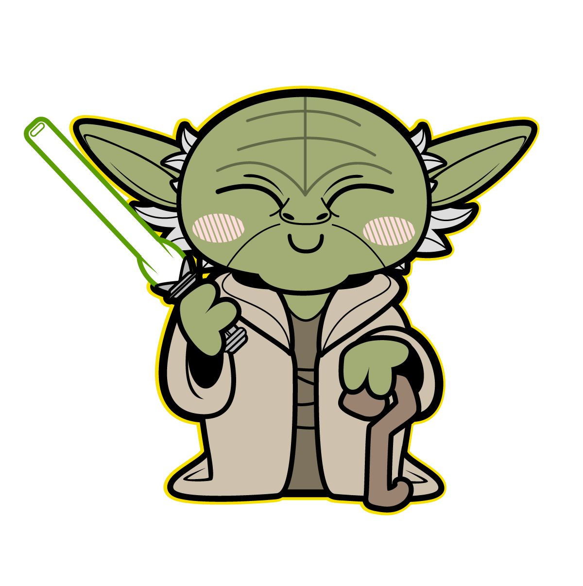 1200x1206 collection of free yoda vector princess leia download on ui ex