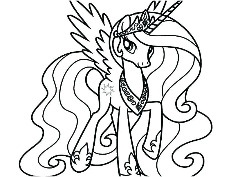 Princess Luna Drawing Free Download Best Princess Luna