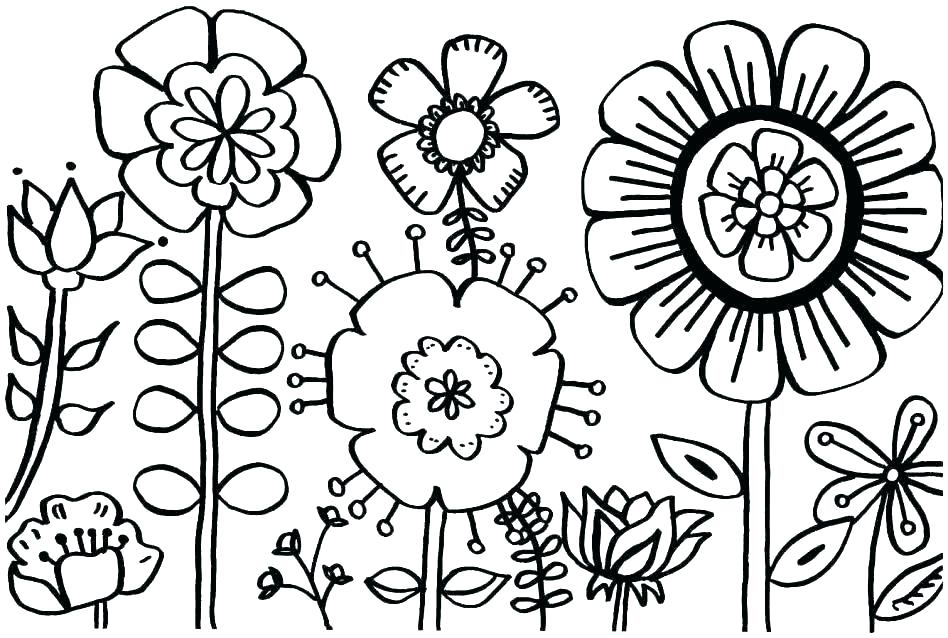 948x638 free preschool coloring pages printable preschool coloring pages