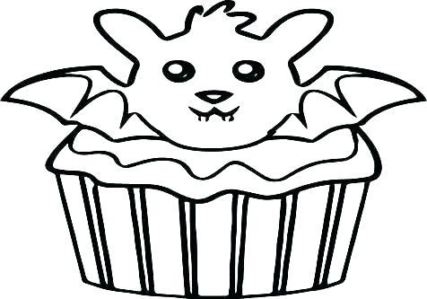 476x333 cupcake color sheet cute cupcake coloring pages free cupcake