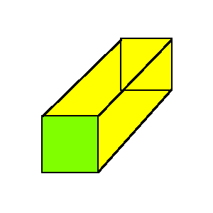 300x300 download square prism drawing clipart prism shape square