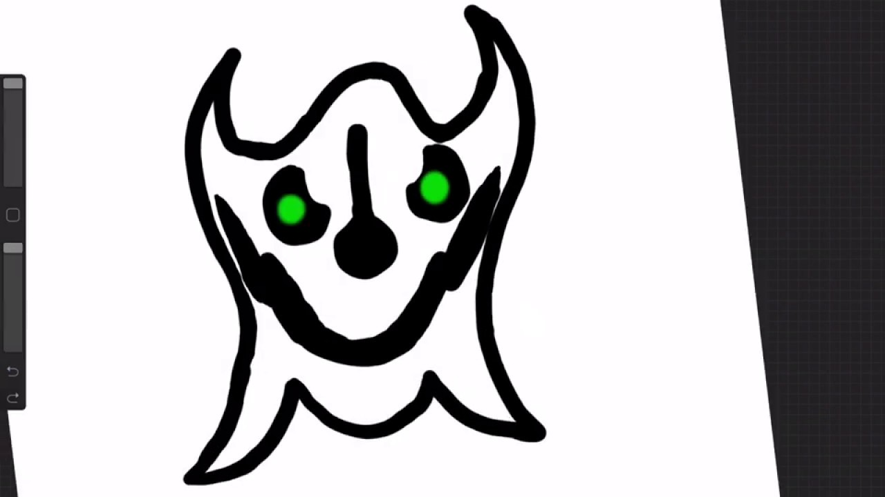 1280x720 Gaster Drawing Professor For Free Download