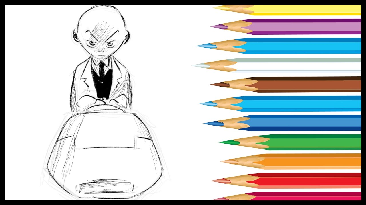 1280x720 How To Draw Professor X From X Men
