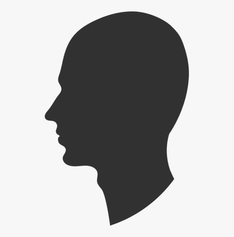 820x830 Silhouette Drawing Female Stencil