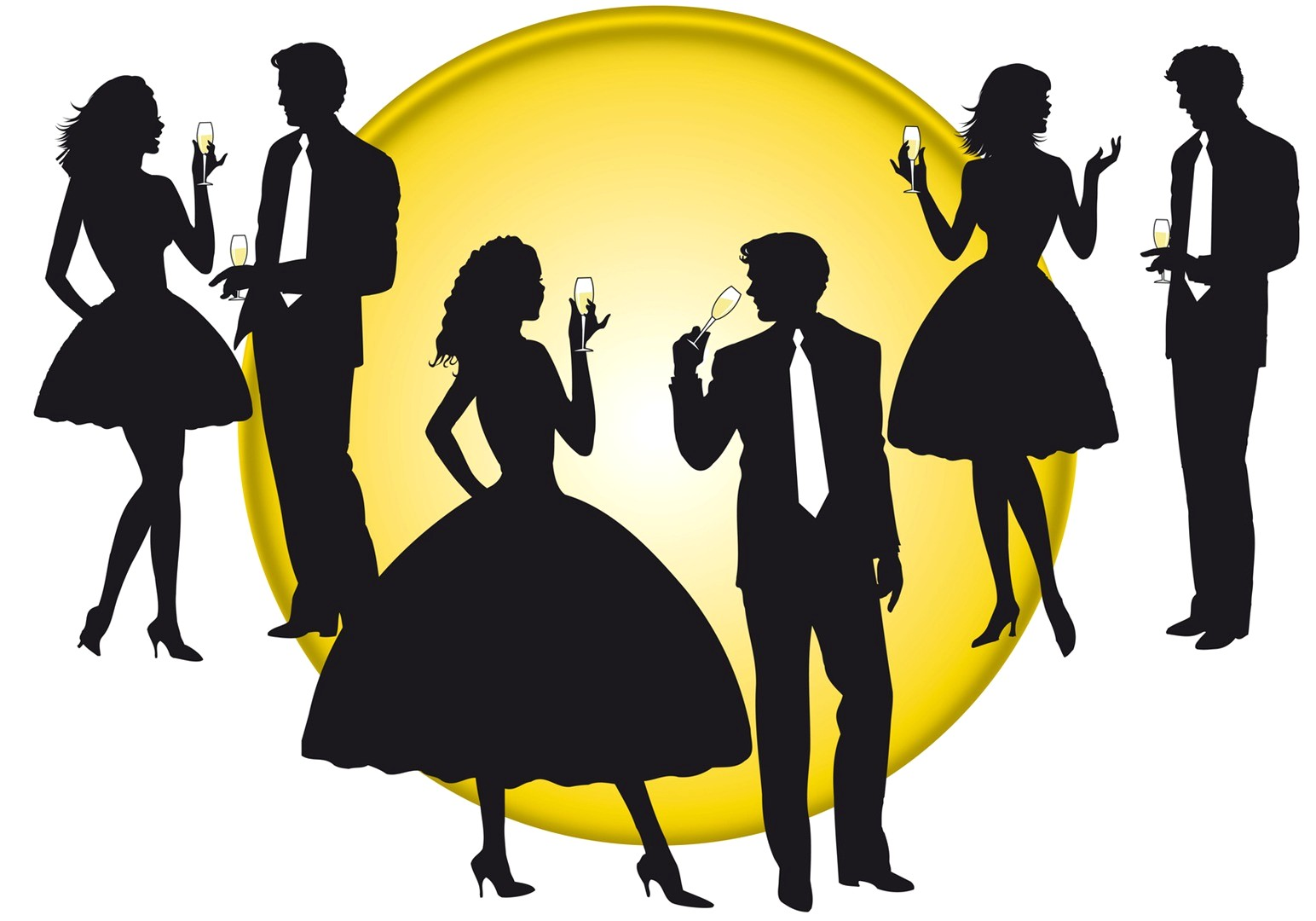 1544x1080 Prom Clipart