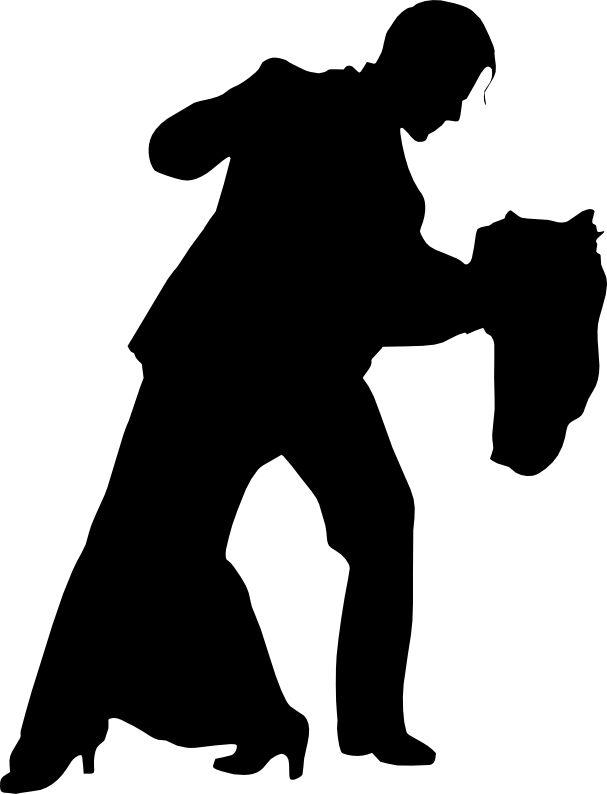 607x794 Prom Dance Silhouette