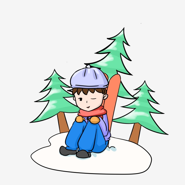 640x640 Hand Drawing Boy Pine Green, Plant, Vegetation, Winter Png Clipart