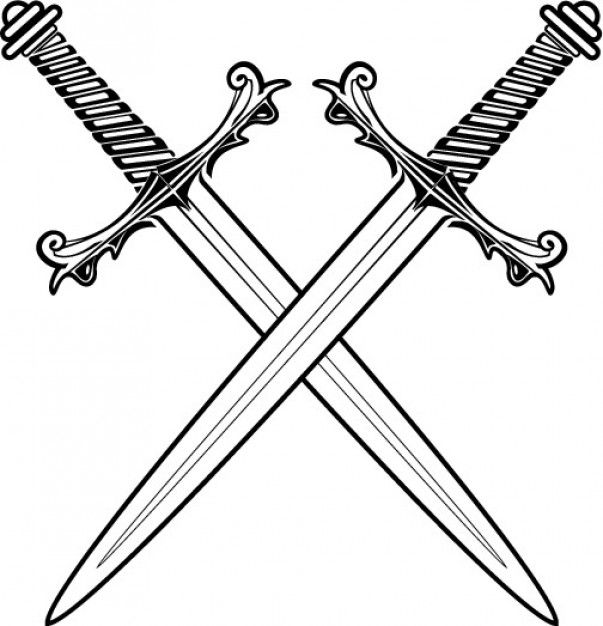 603x626 Sword Vectors, Photos And Free Download Blood Gold