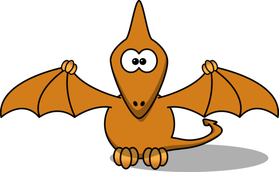 549x340 collection of free pterodactyl drawing pteranodon download on ui ex