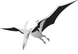 260x180 download pterodactyl drawing clipart a pterodactyl the story