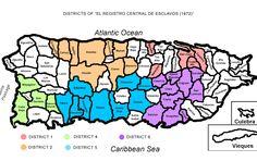 Puerto Rico Map Drawing