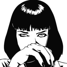 236x234 Best Pulp Fiction Images Drawings, Illustrations, Pulp
