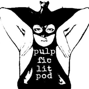 300x300 The Pulp Fiction Literary Podcast Is Coming To Weird Mask Weird Mask