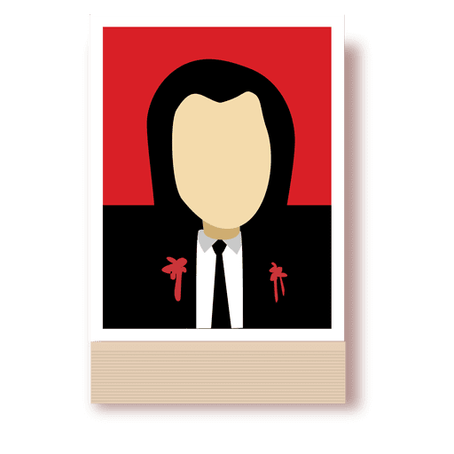 512x512 Collection Of Free Movie Vector Pulp Fiction Download On Ui Ex