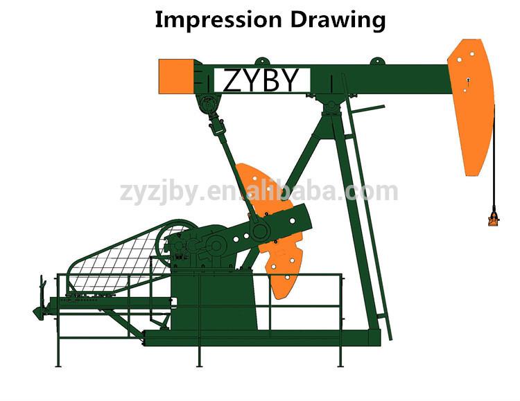 750x579 henan with pump jack motors drilling equipment beam oil pump jack