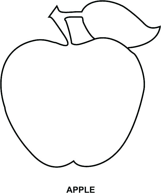 562x674 Outline Of A Pumpkin Free Printable Pumpkin Coloring Pages