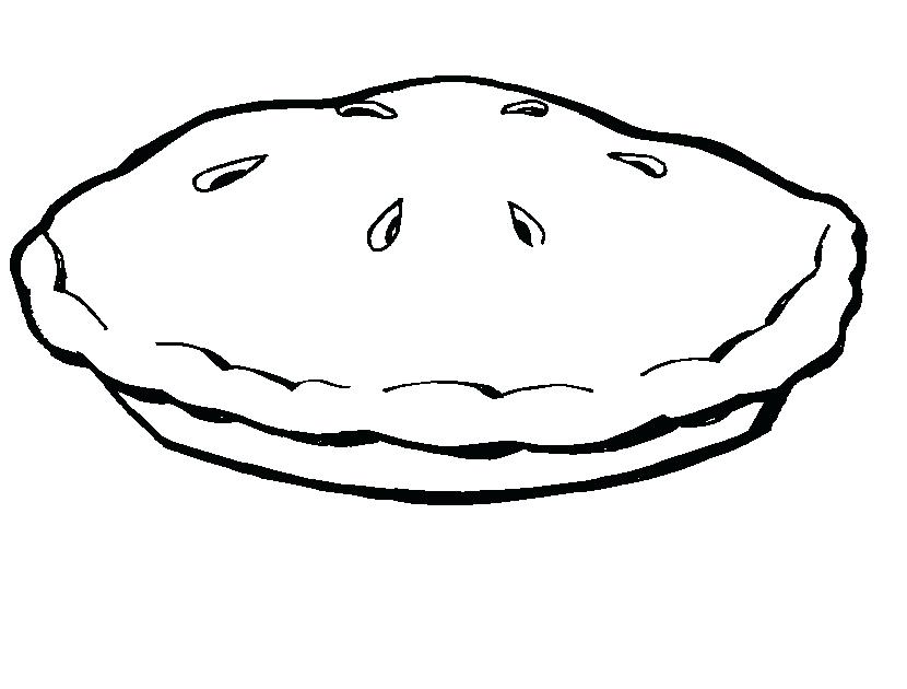 Pumpkin Pie Drawing | Free download on ClipArtMag