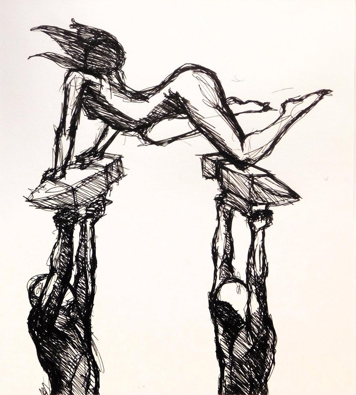 1000x1112 Drawings And Paintings Craig Swan