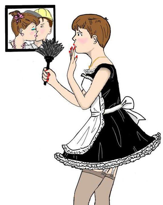 573x720 Lipstick Discipline Girlish