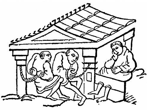 500x375 Anglo Saxon Punishments