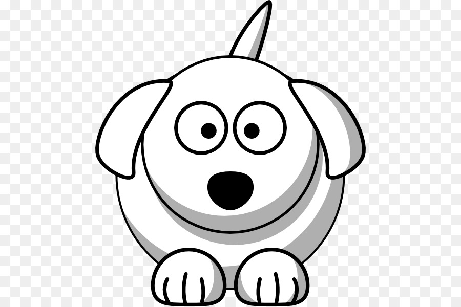 900x600 Puppy, Drawing, Sketch, Transparent Png Image Clipart Free Download