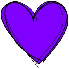 236x236 best purple hearts images hearts, purple, purple hearts