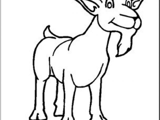 640x480 Billy Goat Clipart Free Clip Art Stock Illustrations