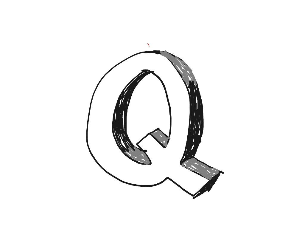 Q Drawing