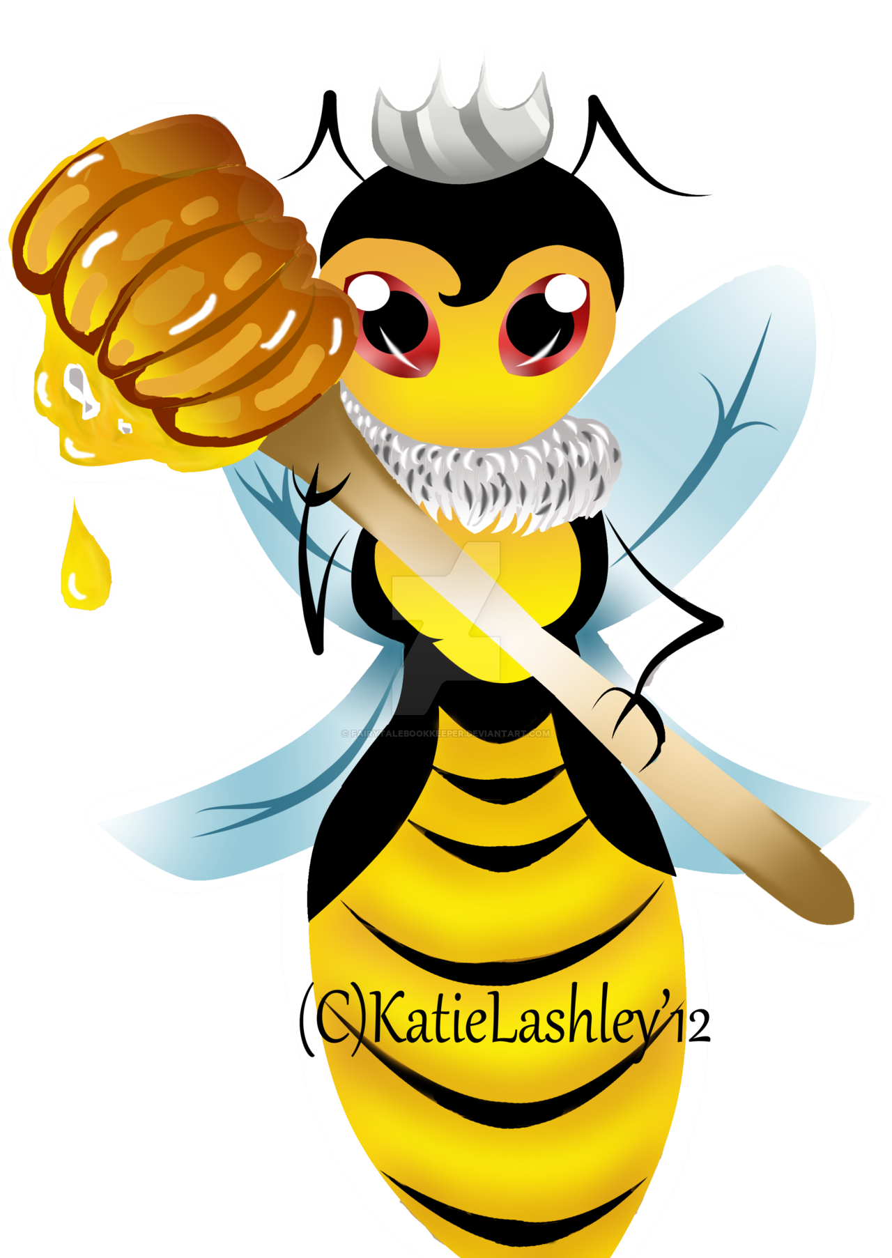 1280x1805 Collection Of Free Wasp Drawing Queen Download On Ui Ex