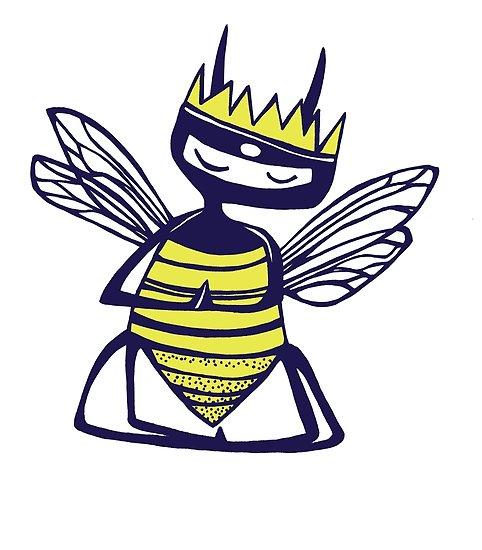482x550 Queen Bee Posters