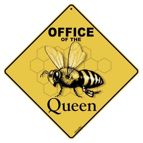 480x480 Queen Honey Bee Drawing