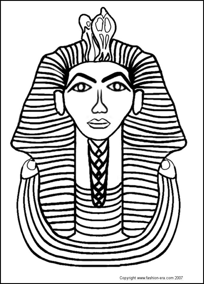 Queen Hatshepsut Drawing