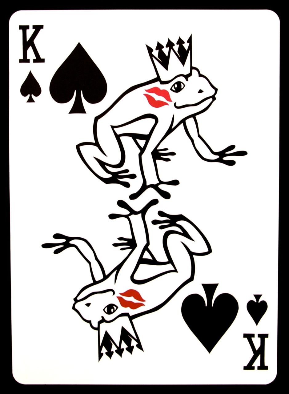 939x1280 Week The King Of Spades Paper X Copyright