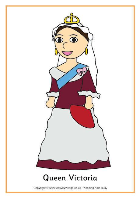 460x650 Queen Victoria For Kids