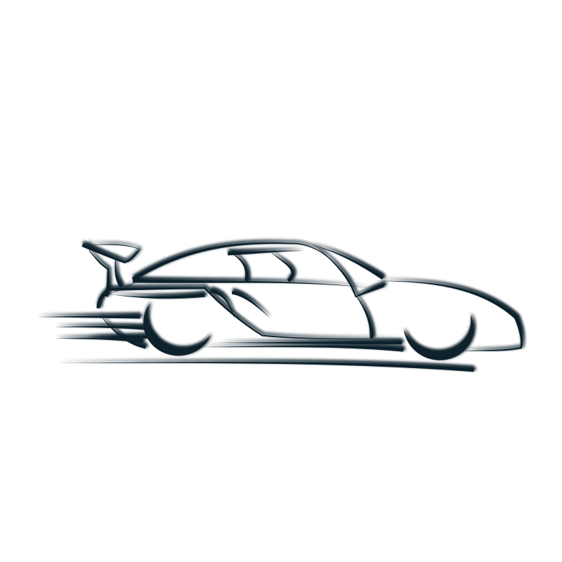 800x800 Drawing Racing Car Transparent Png Clipart Free Download