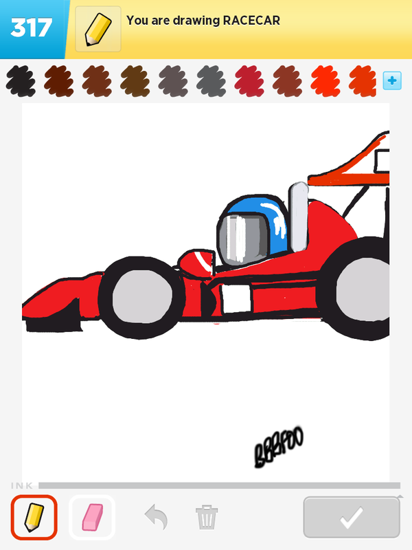 600x800 How To Draw Race Car