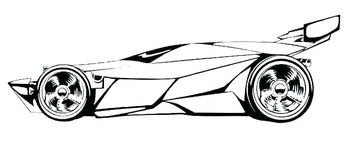 700x288 simple race car drawing at free for personal use race car color