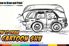 236x157 Cartoon Car Drawing Easy Custom Race Images Art Carmi Chaelinn