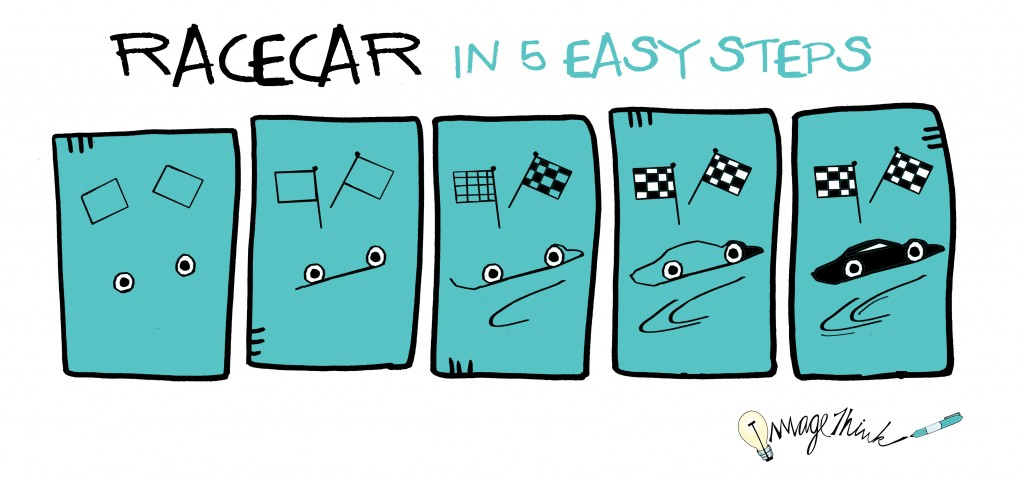 1024x477 How To Draw A Race Car In Easy Steps