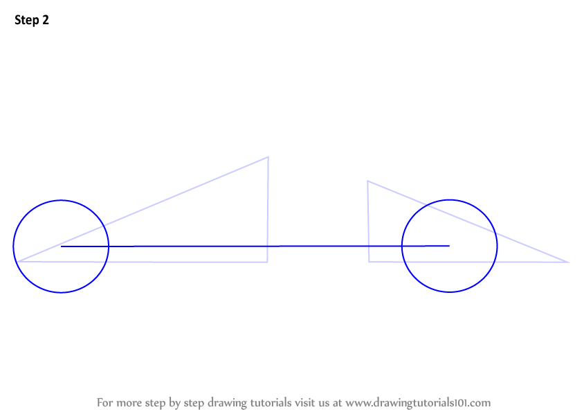 844x598 Learn How To Draw A Racing Car For Kids