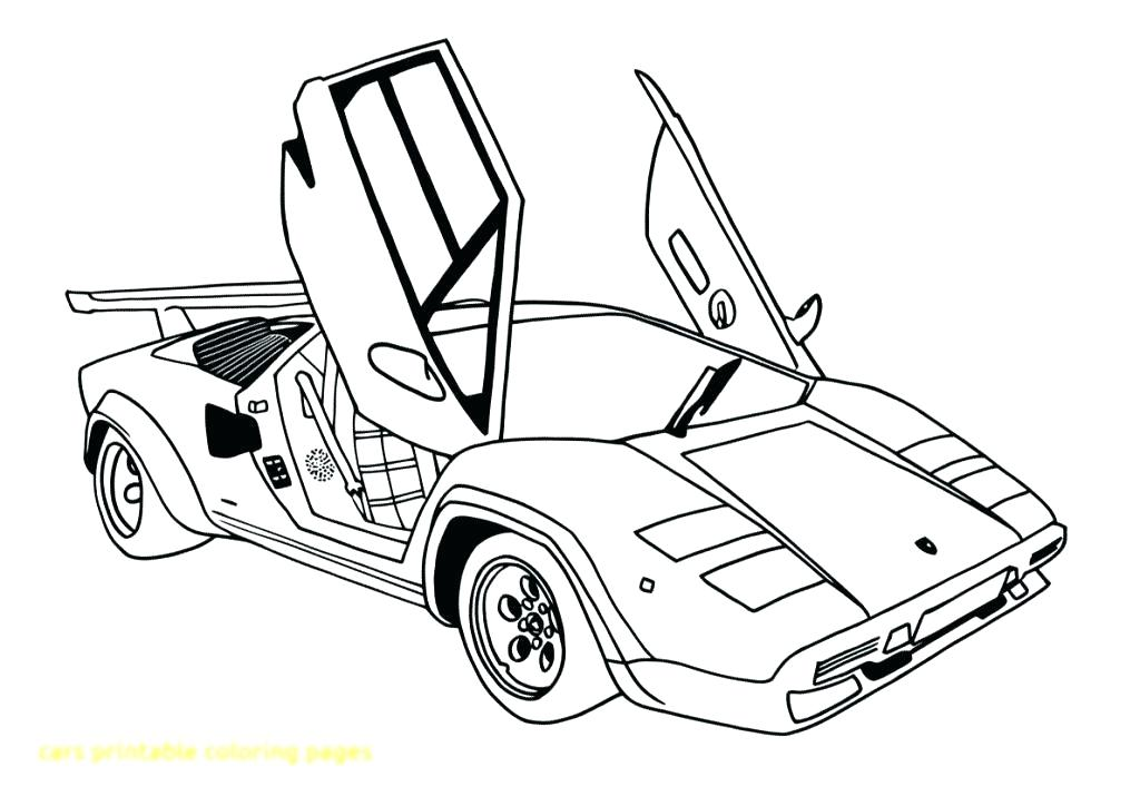 1024x724 Cars Coloring Pictures