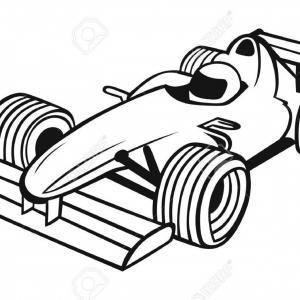 300x300 Drawing Race Car Old School Racing Lazttweet