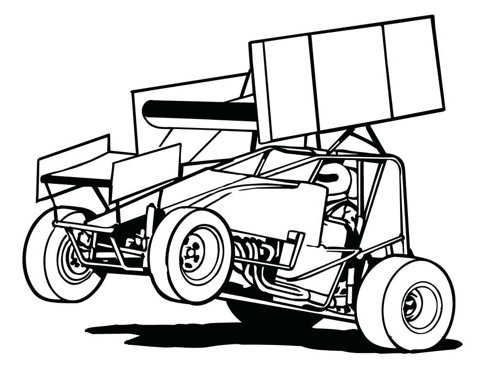 1000x771 Car Drawing Template