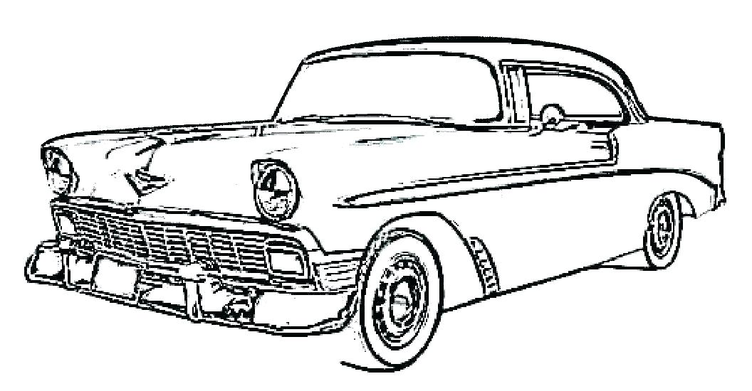 1056x550 Car Racing Coloring Pages