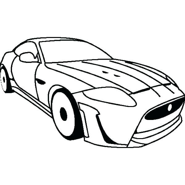600x600 Racing Cars Coloring Pages Palmarosa