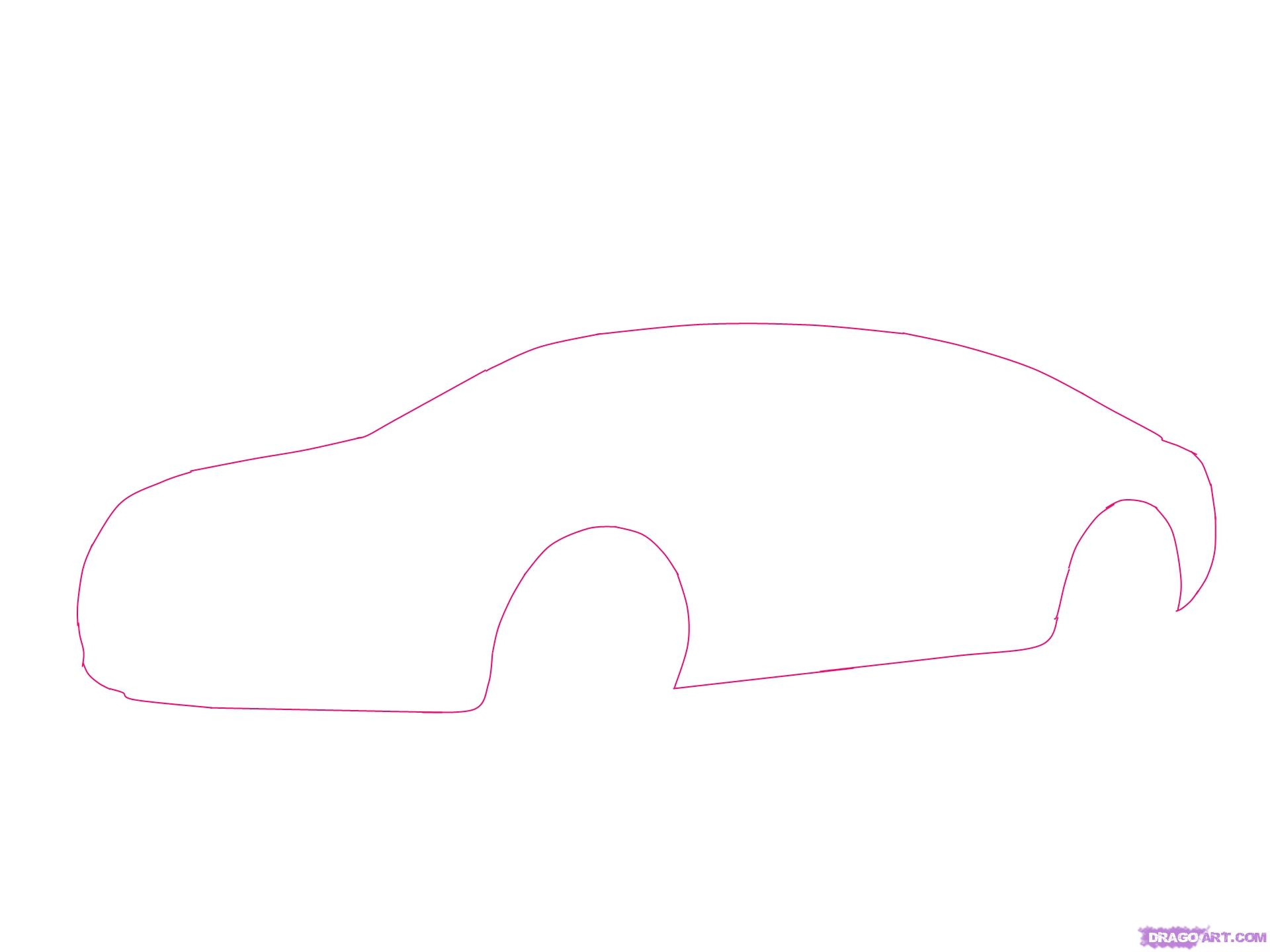 1920x1440 How To Draw A Bentley, Step